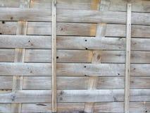 Plattelander doorstane schuur houten achtergrond Stock Foto's