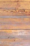 Plattelander doorstane schuur houten achtergrond Stock Afbeeldingen