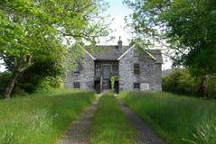 Plattelandshuisje in Ierland Royalty-vrije Stock Afbeelding