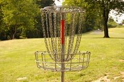 Platten-Golf   Lizenzfreies Stockbild