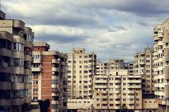 plattenbau зданий стоковое фото rf