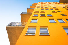 Plattenbau Stock Photo