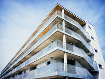 Plattenbau Royalty Free Stock Photography