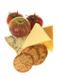 platter τυριών Στοκ Φωτογραφίες