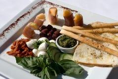 platter antipasto Στοκ Εικόνες