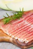 Platter Of Ham Royalty Free Stock Image