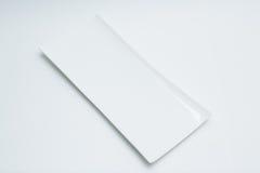 Platter plate Stock Photo