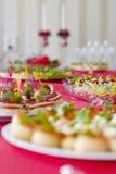 platters συμβαλλόμενων μερών Στοκ φωτογραφία με δικαίωμα ελεύθερης χρήσης