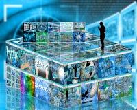 plattform Lizenzfreie Stockfotos