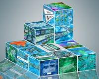 plattform Lizenzfreies Stockfoto