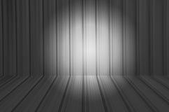 Plattformbakgrund med ljuset Arkivfoton