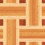Platting Parquet Seamless Floor Pattern Stock Photos