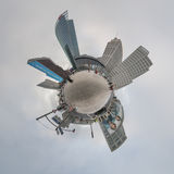 Platz de Potsdamer à Berlin, Allemagne Photos libres de droits