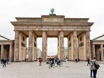 Platz DES 18. Brandenburger Tor Marz und Stockfotos