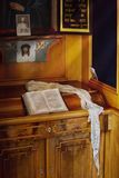 Platz für Gebet Stockfoto