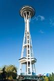 Platz-Nadel in Seattle stockbild