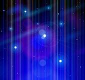 Platz, Sterne, Universum Stockfotos