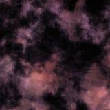 Platz-sternenklarer Nebelfleck lizenzfreie abbildung
