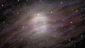 platz universum galaxie necropolis Sterne lizenzfreie abbildung
