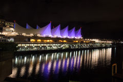Platz Vancouver-Kanada Stockbilder