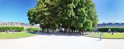 Platzieren Sie DES Vosges, Paris, Panorama Stockbild