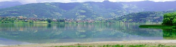 Plav Lake Royalty Free Stock Image