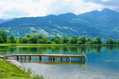 Plav Lake Royalty Free Stock Images