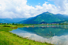 Plav Lake Royalty Free Stock Photography