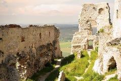 Plavecky hrad,斯洛伐克 库存照片