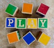 Play Stock Image