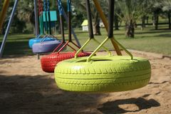 Play area Royalty Free Stock Images