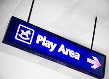 Play Area royalty free stock photos