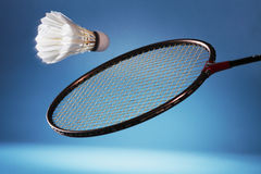 Play badminton Royalty Free Stock Photography