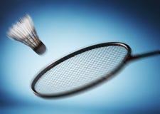 Play badminton Stock Photos