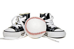 Play Ball Royalty Free Stock Photography