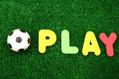 Free Play Ball Royalty Free Stock Photography - 14684407