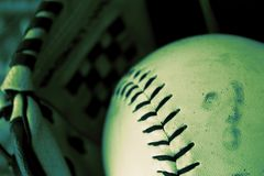 Play ball! Royalty Free Stock Image