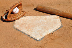 Play Ball royalty free stock image