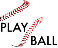Play Ball Stock Images