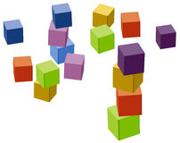 Play blocks Royalty Free Stock Photo