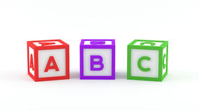 Play Blocks - ABC Stock Photography