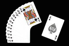 Play card. Stock Photos