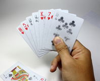 Play Card Royalty Free Stock Photo