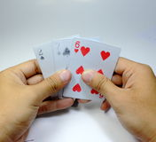 Play Card Stock Images