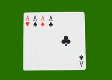 Play cards Stock Photos