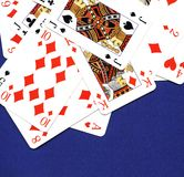Play cards Royalty Free Stock Image