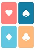 Play cards Royalty Free Stock Photo