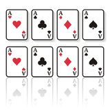 Play cards Royalty Free Stock Photography