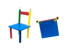 Play Chair Stock Image