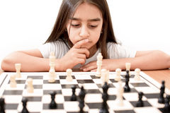 Play chess Stock Image